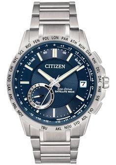CC3000-89L, CC300089L, Citizen satellite ww time gps watch, mens