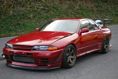 Time attack r32 GTR
