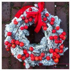 Kerstkrans 2 veldhuysen bloemisten