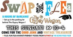 The Gypsy Wagon - Sussies for Everyone - 214-370-8010 - 2928 N. Henderson Ave. - Dallas, TX 75206
