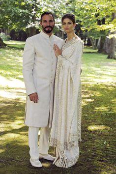 PRINCESS SALWA AGA KHAN 2013 at her marriage to the Aga Khan.