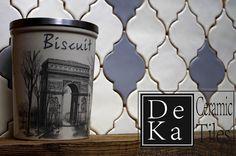 Hand Made Wall Marrakesh Tiles from DeKa Tiles Studio