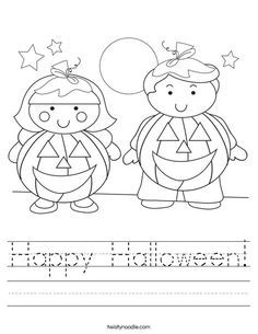 Printables Halloween Worksheets halloween beginning sounds and worksheets on pinterest