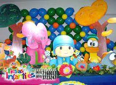 Resultado de imagen para www.decoracion de cumpleaños de pocoyo