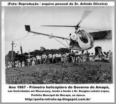 PORTA-RETRATO - Macapá/Amapá de outrora