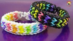 Loombands Tutorial, Friendship Bracelets, Jewelry, Jewlery, Jewerly, Schmuck, Jewels, Jewelery, Fine Jewelry