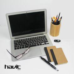 Para sacar el máximo provecho a tus horas de trabajo, utiliza nuestro #manoslibre y #bolígrafo #Havit. #technology #new #innovation