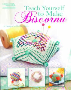 Biscornu How To – Save the Stitches by Nordic Needle