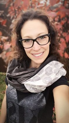 Un foulard qui nous en donne plus