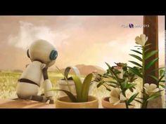 Trái tim của rô bốt  Phim hoạt hình 3D cực hay và xúc động: Đây là phim Trái tim của rô bốt. Chuyện phim kể về một bà lão sống một mình. Ngày nọ bà nhận được bưu phẩm là một chú rô bốt biết làm tất cả  Số người xem: 33037. Đánh giá: 4.81/5 Star.Cập nhật ngày: 2015-02-05 04:15:08. 230 Like. Bạn đang xem video clip tại website: https://xemtet.com/. Hãy ủng hộ XEM TẸT bạn nhé.