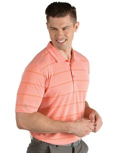 Antigua Golf Shirt Adept Polo