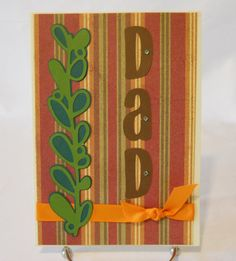 Father's Day Birthday Card For Him by 2HeartsDesire on Etsy, $4.50