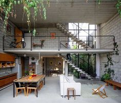 21 lovely loft spaces to shower with love