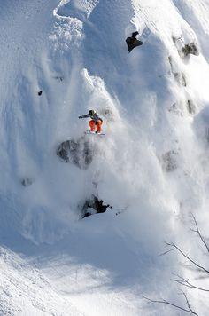 Mathieu Crepel  #snow
