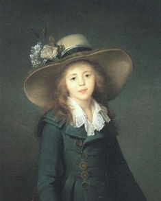 Elisabeth Vigée-Lebrun - baronesse stroganova