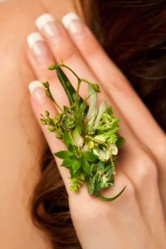 Botanical Jewelry at the RACC Event | Françoise Weeks