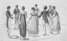 Capering & Kickery - Real Regency Dancers Don't Turn Single: Ten Tips for Judging Authenticity