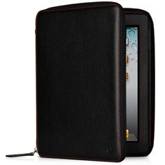 Beyza Black Downtown Series Leather Case for Apple iPad 2 / iPad with Retina Display $139