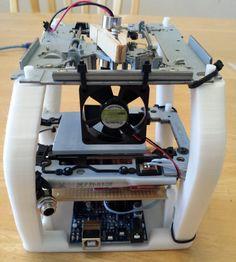 Texas Student 3D Prints a Laser Engraving Machine for Under $50 http://3dprint.com/27678/3d-printed-laser-engraver/