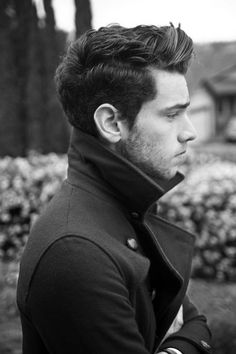 Men's Hairstyles For Curly Thick Hair