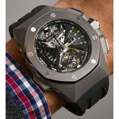 The new Audemars Piguet Super Sonnerie.  <a href='/tag/ablogtowatch' target='_blank'>#ablogtowatch</a> <a href='/tag/watchnerd' target='_blank'>#watchnerd</a> <a href='/tag/watchmaking' target='_blank'>#watchmaking</a> <a href='/tag/watchporn' target='_blank'>#watchporn</a> <a href='/tag/horology' target='_blank'>#horology</a> <a href='/tag/instawatch' target='_blank'>#instawatch</a> <a href='/tag/womw' target='_blank'>#womw</a> <a href='/tag/watchmovement'…