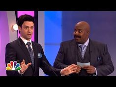 Steve Harvey hosts as celebrities from NBC and CBS battle it out on Family Feud! Subscribe for more: http://full.sc/y8sIqD » Watch a New Twist on a Peter Pan...