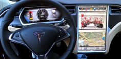 What do you think is the #1 type of site Tesla drivers visit? And what does in-car browsing tell us about the future? A LOT, y'all...