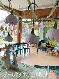 kindergarten, spring, Märzeglöggli, Easter, o . Diy For Kids, Crafts For Kids, Home Grown Vegetables, Diy Bird Feeder, Kindergarten Lesson Plans, Diy Easter Decorations, Textiles, Spring Crafts, Easter Crafts