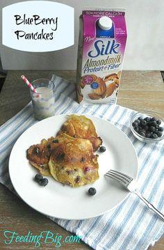 Great Almond Milk recipes with #SilkAlmondBlends - Feeding Big