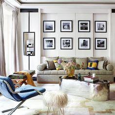 La joven interiorista Blanca Fabre ha renovado este piso madrileño convirtiéndolo en una casa sofisticada y cómoda. Cada uno de los espacios, amplios y armónicos, destilan una atmósfera clásica no...