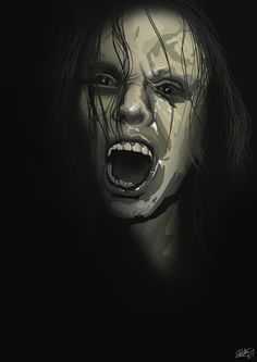 Thought i'd have a go at painting Mia from Resident Evil 7 BioHazard. Resident Evil Vii, Resident Evil 7 Biohazard, Good Horror Games, Horror Video Games, Videogames, Survival, Pokemon, The Evil Within, Smiling Man