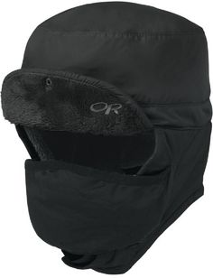 Designed for extreme conditions, the water-resistant Outdoor Research Frostline hat keeps out the hard elements without being too bulky, while its full fleece lining provides warm, wicking insulation. Available at REI, Satisfaction Guaranteed. Winter Hats For Women, Hats For Men, Helmet Hair, T Shirt Design Template, Mens Outdoor Clothing, Combat Gear, Hunting Gifts, Tactical Clothing, Outdoor Research