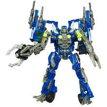 Transformers Dark of the Moon MechTech Deluxe Class Action Figure - Topspin