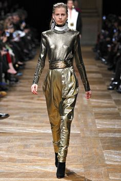Balmain Fall 2013 Ready-to-Wear Collection Slideshow on Style.com