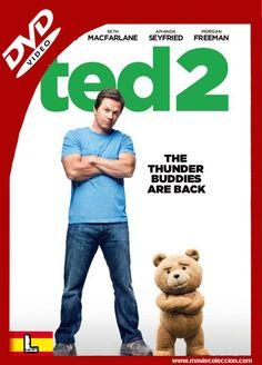 Ted 2 2015 DVDrip Latino ~ Movie Coleccion