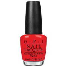 OPI Red My Fortune Cookie 15ml Cream - OPI Red My Fortune Cookie is a rich rouge colour that is definately the future. http://www.MightGet.com/april-2017-2/opi-red-my-fortune-cookie-15ml.asp