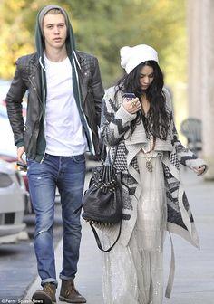 boho Vanessa Hudgens and Austin Butler