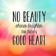 Treating others with love, patience and kindness is true beauty! #TrueBeauty #LoveAndKindness #MindAndBodyComplete