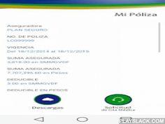 Mi Plan Seguro  Android App - playslack.com ,  Envío de avisos de emergencia en caso de hospitalización al Call Center.Información de tu Póliza de Gastos Médicos Mayores , Programa Dental, consulta de tus datos médicos y de tus citas registradas. Consulta completa o selectiva de Médicos y Proveedores, Direcciones, Horarios, Ubicación geográfica, Concertación de Citas, Conducción guiada vía GPS y Médicos Frecuentes.Acceso Telefónico a los principales servicios de Emergencias de tu localidad…