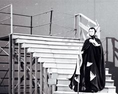 Disney Live action references. The Brilliant Eleanor Audley as Maleficent.