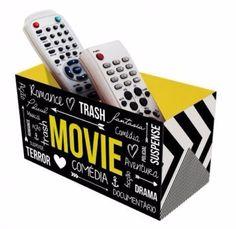 Para manter os controles organizados, aposte em uma caixinha temática.   25…