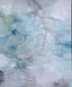 Abstract Painting created by Belinda Rogers. See more of Rogers' stunning…