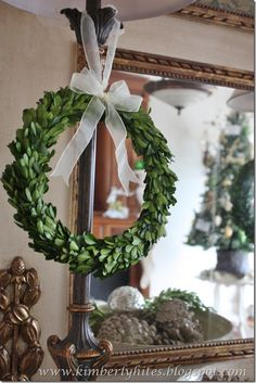 Pottery Barn Christmas has its trends. Pottery Barn this year I'm seeing some I am particularly happy about. Christmas Thoughts, Christmas Hearts, Christmas Love, Country Christmas, All Things Christmas, Beautiful Christmas, Winter Christmas, Christmas Wreaths, Christmas Decorations