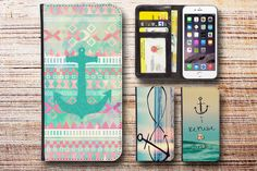 iphone 6 wallet case leather i refuse to sink anchor for apple iphone 4 4s 5 5s 5c 6 plus ipod touch anchor by vistacasecover on Etsy https://www.etsy.com/listing/220488598/iphone-6-wallet-case-leather-i-refuse-to