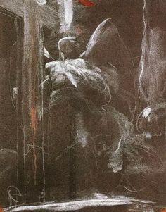 .:. Γύζης Νικόλαος – Gyzis Nikolaos [1842-1901] Αρχάγγελος 5