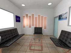 Interiorismos, publicidad sala absolut elyx