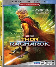 Thor: Ragnarok (2017) Blu-ray Review: The Marvel Cinematic Universe Holiday Special - Cinema Sentries