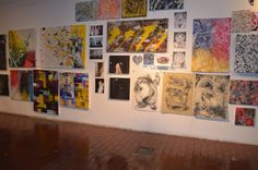 Greenpoint Gallery - Home #covered #art #different #artists #greenpoint #gallery