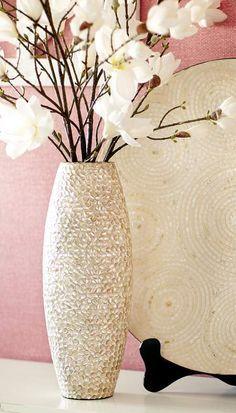 Pampas Grass Vase Home