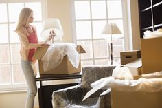 How to #Pack up your #Balham #Home